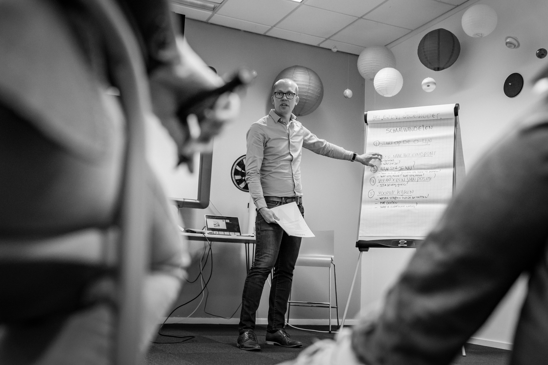 Johan van Tiel Training Coaching Heyjij Emmen Drenthe