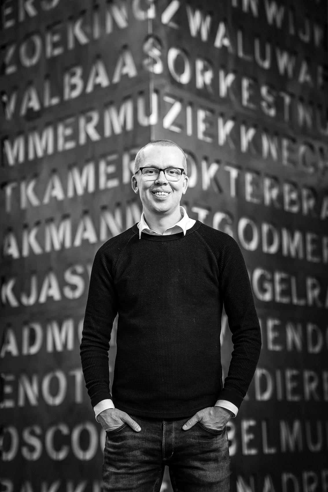 Portretfoto Johan van Tiel No Nonsense Coach & Trainer