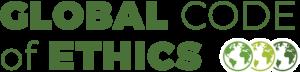 Logo Global code of ethics